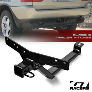 Class 3 Trailer Hitch Receiver Rear Bumper Tow 2 For 2000 2005 2006 Bmw E53 X5