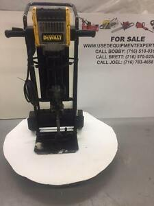 Used Dewalt D25980 Demolition Hammer 60 Lb Electric Concrete Jackhammer 15 Amp
