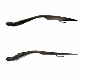 Front Windshield Wiper Arms Driver Passenger Side Fits Chevy Pontiac
