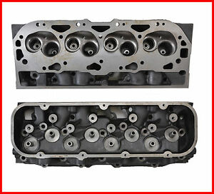 Marine Mark Vi 7 4l Cylinder Head Vortec Brand New Bare Head