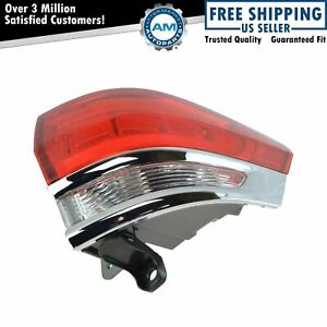 Outer Quarter Panel Mounted Tail Light Lamp Passenger Side Rh For Grand Cherokee
