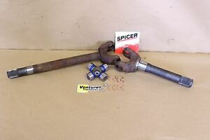 Dana 50 Front Axle In Stock, Ready To Ship | WV Classic Car
