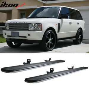 Fits 03 12 Land Rover Range Rover Oe Factory Style Running Board Side Step Bar