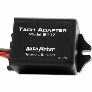 Autometer Tach Adapter New 9117