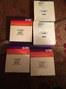 Lot Of 5 New Quill Grc Typewriter Ribbon 7 11392 c itoh 8510 nec 8023a 01