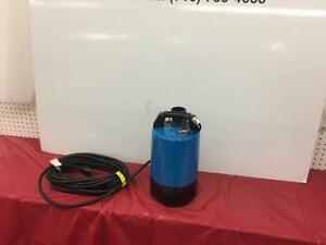 New Tsurumi Lb 800 2 Submersible Pump 1 115v Electric Sump Pumps Dewatering