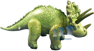 Inflatable Triceratops Extra Large