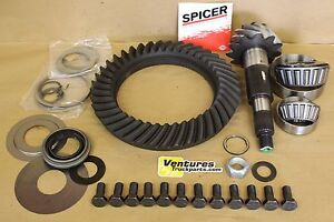 Ring And Pinion Kit 3 73 Ratio Dana 70hd 70b Ford Chevy Dodge Rear Axle Oem