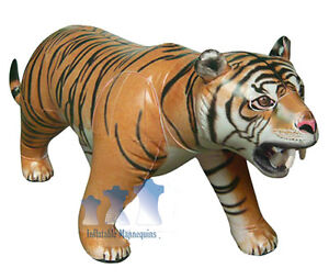 Inflatable Tiger Extra large