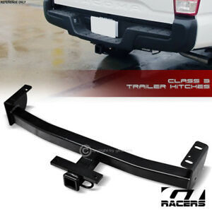 Class 3 Trailer Hitch Receiver Rear Bumper Towing 2 For 2016 2018 Toyota Tacoma