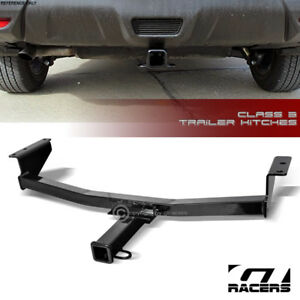 Class 3 Trailer Hitch Receiver Rear Bumper Towing 2 For 2008 2017 Nissan Rogue