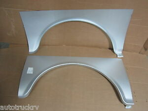 1955 Chevy 55 Gasser Rear Quarter Panel Wheel Well Radius Arch Opening Nomad Pr