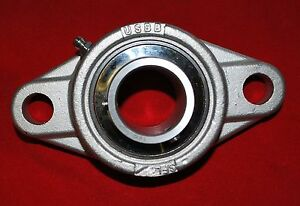 3 4 Sucsfl204 12 Stainless Steel Flange Bearing Unit 2 Bolt Flange Usbb 3s20