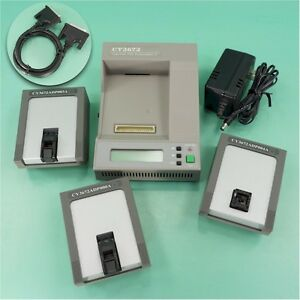 Cypress Cy3672b Ftg Programmer Ii With 3 Socket Adapters Parallel Cable