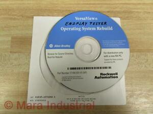 Allen Bradley 77184 931 01 xp Software Cd 6181p 15ts2kh