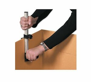 Gitway Box Sizer Cardboard Scoring Tool For Customizing Shipping Package Boxes