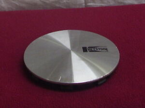Keystone Wheels Silver Custom Wheel Center Cap 083633 083644 1