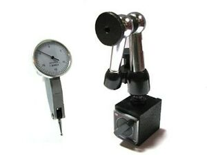 Mini Univ Magnetic Base Stand Holder Lock Indicator