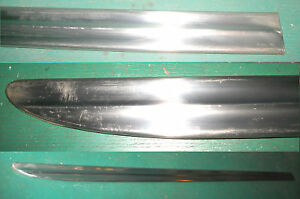 1950 Plymouth Rocker Panel Molding Lh 67 5 Inches Long