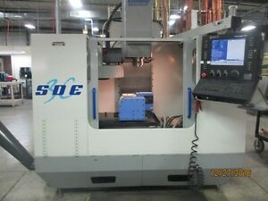 Used Haas Vf 1 Cnc Vertical Mill 25000 Rpm Custom Built High Speed Machiningvmc