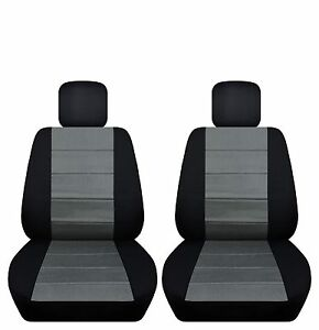 2015 To 2016 Ford Mustang Front Seat Covers 21 Color Options
