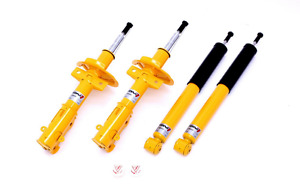 Koni Yellow Sport Shocks For Honda Civic Full Set 8641 1497sport