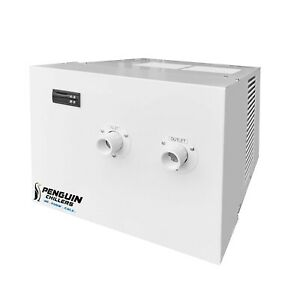 Penguin Chillers 1 Hp Water Chiller Cold Therapy Tubs Physical Therapy