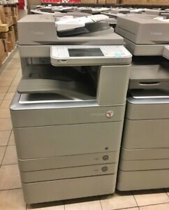 Canon Imagerunner Adv C5240 Color Copier Printer Scanner 50k C5235 C5250 C5255