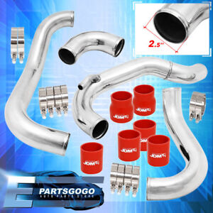 Fits Nissan 240sx 180sx 89 94 Intercooler Piping Silicone Clamp Fit Ca18det