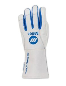Miller Genuine Mig lined Gloves 1 Pair 263332 263333