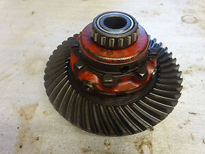 Farmall C Super C 200 230 Differential