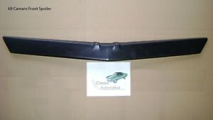 3 Day Sale 69 Camaro Front Spoiler Fits Z28 Ss Rs Air Dam Chin Baffle