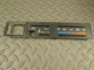 Toyota Hilux Pickup Truck 4runner Surf Heater Ac Climate Control Display Panel C
