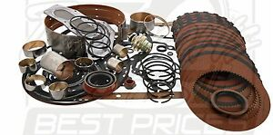Ford C6 Raybestos Red Performance Dlx Transmission Rebuild Kit Filter Band 76 96
