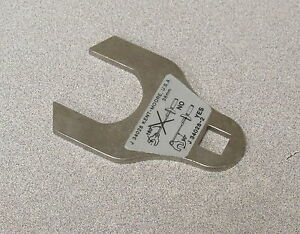 Kent Moore J 34028 Inner Tie Rod Wrench