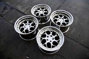18x9 5 10 5 Aodhan Ds1 5x114 3 22 22 Vaccum Rims Fits 350z 240sx G35 Coupe Used
