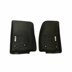 Wade Auto Floor Mats Front New Black Jeep Wrangler 2007 2016 72 110066