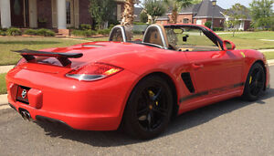 Porsche Cayman Boxster R Style Wing