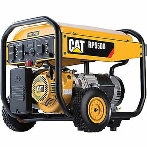 Cat Rp5500 5500 Watt Portable Generator
