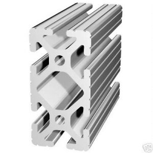 80 20 T Slot Aluminum Extrusion 15 Series 1530 X 96 5 Long W 7045 One End N