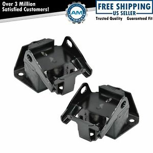 Engine Motor Mount Driver Passenger Pair For 88 95 Chevy Buick Pontiac Olds 4 3l