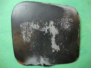 4d 5800 Jaguar 420 Original Left Side Lhd Drivers Side Gas Lid