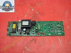 Dahle 20835 Shredder Complete Oem Main Control Board Assy 38 36 0026e