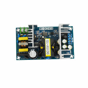 15v 10a 150w Ac dc Switching Power Supply Bare Board High power
