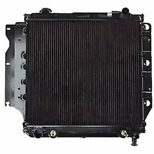 Omix Radiator New Jeep Wrangler 1987 1991 17101 11