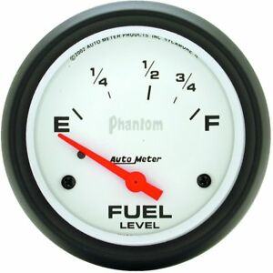 Autometer Fuel Gauge Gas New 5815