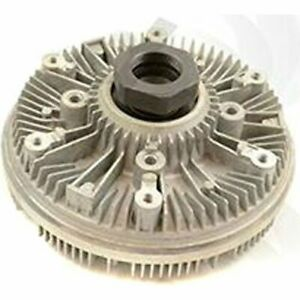 Gpd Fan Clutch Radiator Cooling New Chevy Olds S10 Pickup Chevrolet 2911351