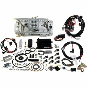 Holley Fuel Injection Kit Gas New 550 836