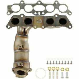 Eastern Catalytic Converter Front New For Toyota Camry Solara 1999 2001 808539