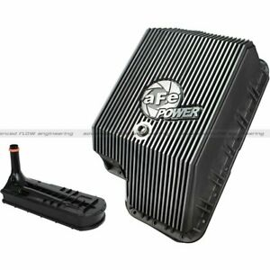 Afe Transmission Pan New For F250 Truck F350 Ford F 250 Super 46 70120 1